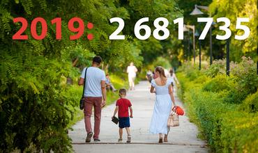 Население Молдовы продолжает стремительно сокращаться.