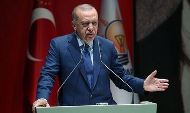 Эрдоган обвинил США в создании зон безопасности в Сирии для курдов