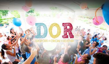 DOR посвящена детям и молодежи из диаспоры и Республики Молдова. Фото: cahulevents.md.