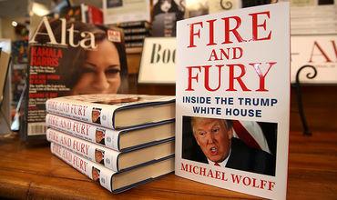 Bloomberg: автор книги о Трампе может заработать на ней $7,4 млн.