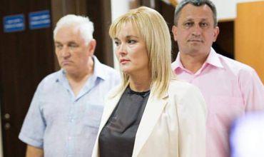 Оргеевский кандидат в президенты Инна Попенко подала документы в ЦИК.