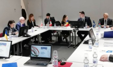 """Молдова провела первое заседание в формате """"ГУАМ+Канада""""."""
