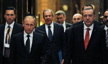 Путин и Эрдоган попробуют восстановить отношения России и Турции.