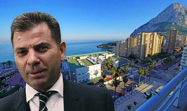 Испанский бизнес экс-главы Poșta Moldovei принес ему €9000 в этом году