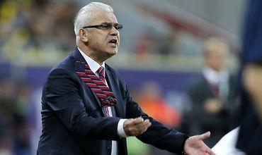 Тренер Румынии Йорданеску: Больно проигрывать таким образом