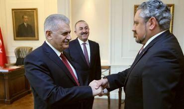 В Молдову с визитом прибудет премьер-министр Турции.