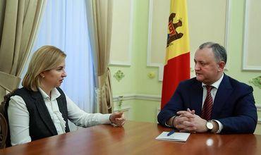 Негр баллотируется в президенты молдовы