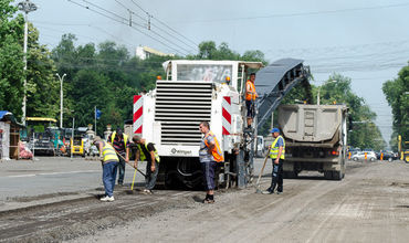 Дорогу в Оргеевском районе модернизируют на деньги Всемирного банка