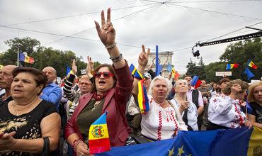 «Республика Молдова – воплощение коррупции и хаоса», - пишет американское издание The Hill. Фото: politico.eu