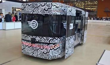 Компания Volgabus представила MatrЁshkу - первую российскую беспилотную маршрутку
