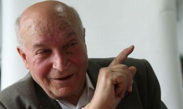 Скончался первый председатель Парламента Молдовы Александр Мошану. Фото: consiliul-unirii.ro