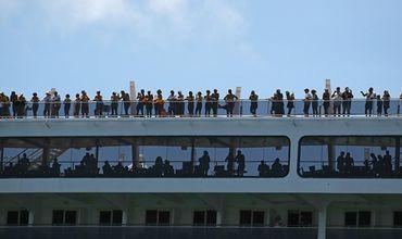 Турция закрыла порты для кораблей из Крыма.
