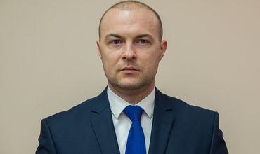 Еремей Присяжнюк является советником премьер-министра Павла Филипа в сфере борьбы с коррупцией. Фото: tv8.md.