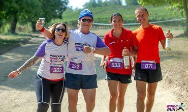 Purcari Wine Run — праздник вина, спорта и молдавских традиций