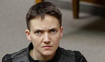 Надежда Савченко была арестована в марте 2018 года по обвинению в подготовке теракта и госпереворота на Украине.