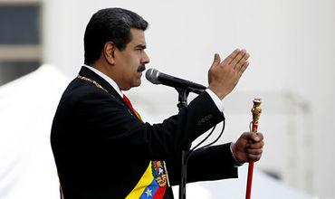 В Венесуэле оппозиция проведет народное собрание против Мадуро.