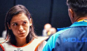Анна Чукиту стала вице-чемпионкой Европы среди молодёжи по тхэквондо.