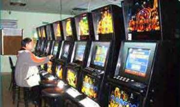 Закроют игровые аппараты ему запрещен вход во все казино