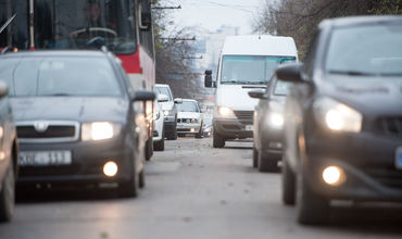 Румынских полицейских очень беспокоит такое поведение молдавских водителей.