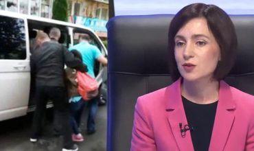 Санду прокомментировала доклад СИБ о высылке семи турецких учителей