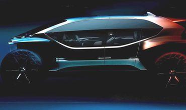Audi представит во Франкфурте электрический внедорожник