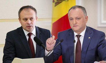 Канду: В случае участия Додона в выборах по спискам, будет наказана ПСРМ