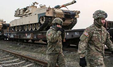 Сотни танков НАТО оказались вблизи границ Молдовы.