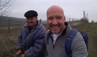 Автор популярного туристического канала «Bald and bankrutp» съездил в Теленештский район.
