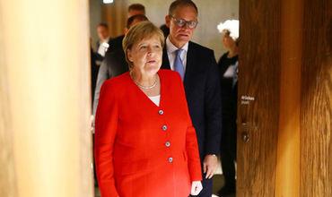 Канцлер Германии Ангелы Меркель.