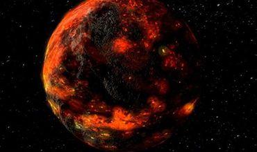 Луна родилась в результате столкновений Земли с десятками планет.