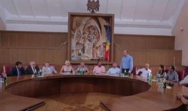 В Кишиневе состоялась встреча представителей грузинской и молдавской диаспор.