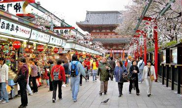 С понедельника начинает взиматься новый налоговый сбор на выезд из этой страны - 1000 иен.