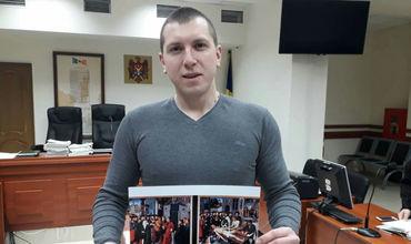 У Павла Григорчука истек срок пребывания под судебным контролем