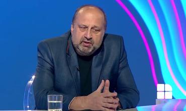 Виталий Андриевский: Наслаждайтесь властью. Уверен, что это ненадолго