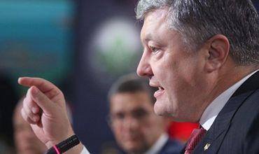 Порошенко прокомментировал заявления о коррупции в украинских ведомствах.