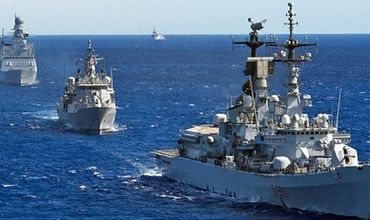 25 ноября 2018 года три корабля BMC Украины вторглись в российские территориальные воды в Черном море.