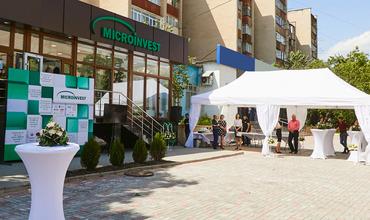 В Сороках открылось 13-ое представительство Microinvest ®