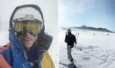 Sportivul austriac, Christopher Horl, care concurează pentru Moldova, s-a calificat la Jocurile Olimpice de iarnă