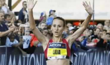 Молдавская бегунья Лилия Фиськович выиграла полумарафон в Чехии.