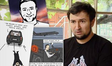 Художник Алекс Бурец.