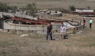 В Комрате изучают вопрос строительства новых очистных сооружений.