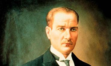 Мустафа Кемаль Ататюрк - турецкий реформатор, политик, государственный деятель.