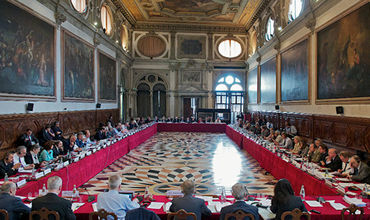 В октябре Венецианская комиссия рассмотрит проект реформы ВСП.