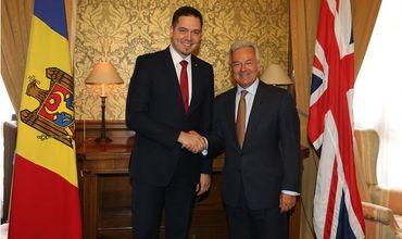 Глава МИДЕИ встретился с британским госсекретарем Аланом Дунканом
