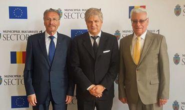 Экс-президент Молдовы Петр Лучинский стал гражданином Румынии