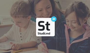 Проект Studii.md запускает обновленную версию сайта.