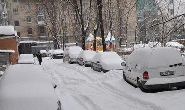 Муниципалитету Кишинева придется арендовать снегоуборочную технику.