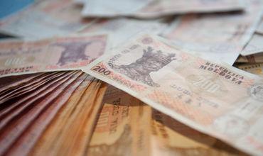 Из 59,5 млрд леев долга госсектора Республики Молдова, треть была потрачена впустую.