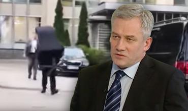 Зураб Тодуа: Бегущий с креслом молдавский чиновник влип в историю.