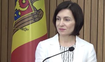 Майя Санду требует отставки судей Конституционного суда